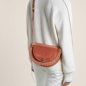 See by Chloe Kriss Small Grommet Crossbody bag
